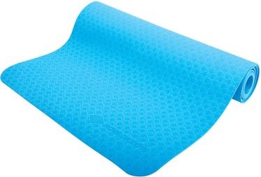Коврик для фитнеса и йоги Schildkrot Fitness 960169, синий, 183 см x 61 см