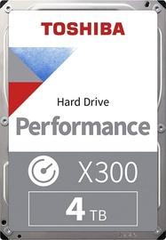Жесткий диск (HDD) Toshiba Performance X300, HDD, 4 TB