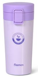 Fissman Double Wall Vacuum Mug 320ml Light Purple