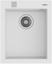 Teka Forsquare 34.40 TG Sink White