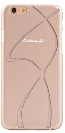 Azulo Classic Back Cover For Apple iPhone 6 Plus/6s Plus Gold