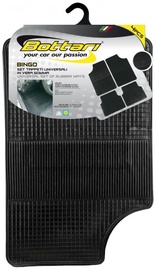 Bottari Bingo Rubber Mats Universal Set 4pcs