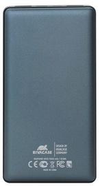 Ārējs akumulators Rivacase VA1215 Grey, 15000 mAh