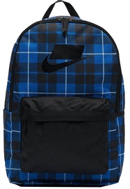 Nike Backpack Hernitage BKPK 2.0 AOP BA5880 011 Blue/Black