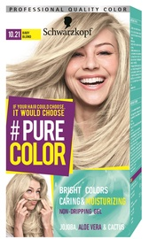 Schwarzkopf Pure Color Hair Color 10.21 Baby Blond
