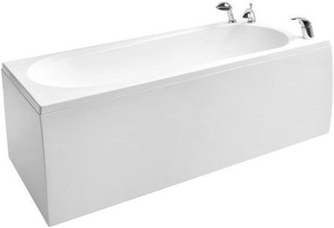 Balteco Modul 17 Bath with Panel Syphon White 169x75