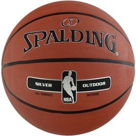 Spalding NBA Silver Outdoor 2017 5