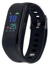 Fitnesa aproce Medisana ViFit Touch Activity Tracker, melna