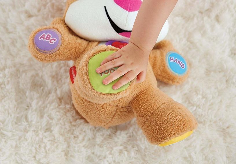 Interaktīva rotaļlieta Fisher Price Laugh & Learn Smart Stages Sis FPP96, LV