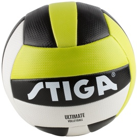 Stiga Ultimate Size 5 Green/Black/White