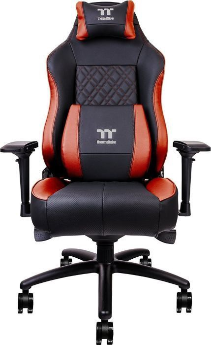 Игровое кресло Ttesports X-Comfort Air Black/Orange