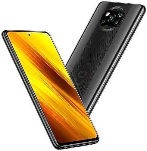Mobilais telefons Xiaomi Poco X3 NFC, pelēka, 6GB/64GB