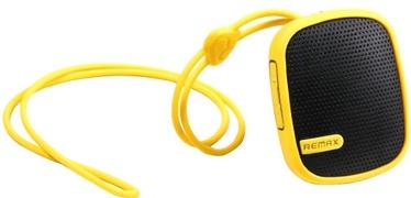 Bezvadu skaļrunis Remax RB-X2MI Yellow, 5 W