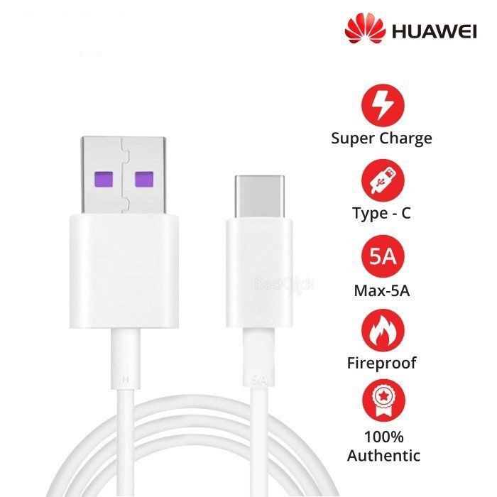 Huawei AP71 Type-C To USB 3.1 Cable 1m White