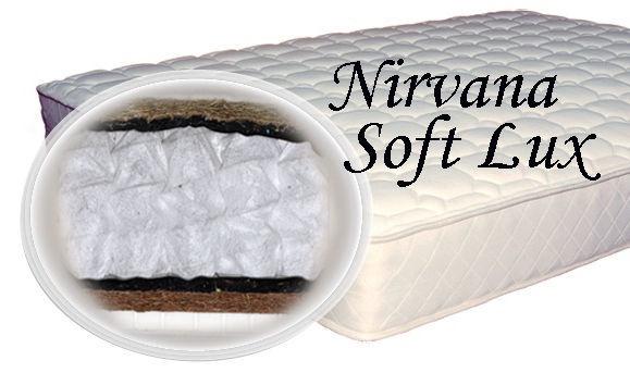 SPS+ Nirvana Soft Lux 80x200x23