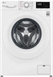Стиральная машина LG Washing Machine F4WN207S3E, 7 кг, белый