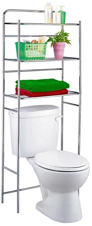 Skapis Tatkraft Tanken Bathroom Shelves Chrome
