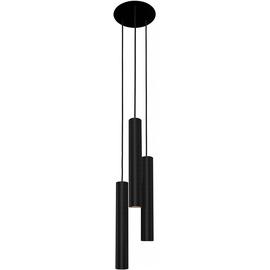 GAISMEKLIS EYE BLACK III ZWIS 8917 LED, GU10, 3X10W