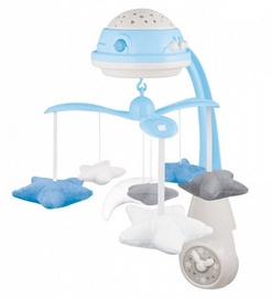 Canpol Babies 3in1 Musical Mobile With Projector Blue 75/100