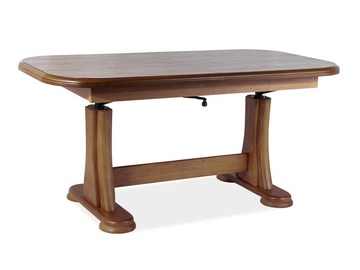 Signal Meble Artur Adjustable Table Chestnut