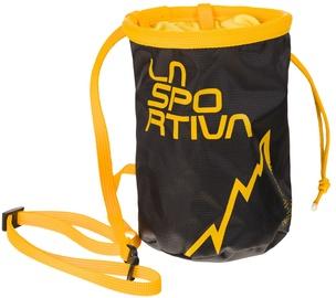 Magnēzija maisiņš La Sportiva LSP Chalk Bag Black