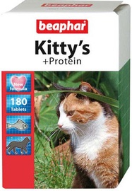 Beaphar Kittys With Protein 180 Tablets