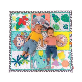 Spēļu paklājs Infantino Animals 313037, 121 cm x 3 cm