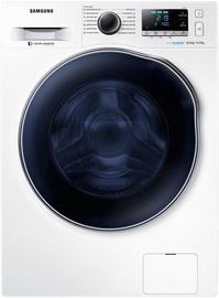 Veļas mašīna - žāvētājs Samsung WD80J6A10AW/LE
