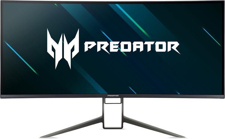 "Monitors Acer Predator X38P, 37.5"", 1 ms"