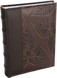 Victoria Collection Leaf 200M Album Brown
