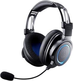 Austiņas Audio-Technica ATH-G1WL Black, bezvadu