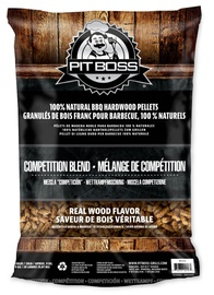 Pit Boss Competition Blend Hardwood Pellets 9kg