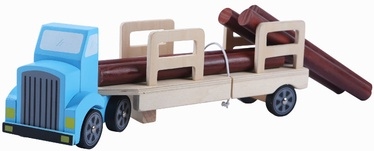 Automašīnas Gerardos Toys Wooden Forest Truck 39267