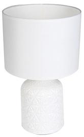 Verners Vilma Desk Lamp 40W E14 White