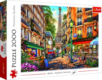 Puzle Trefl Afternoon In Paris 27121, 2000 gab.