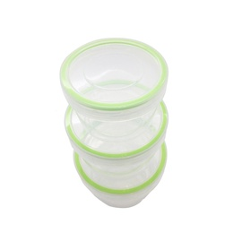 SN Food Container 0.7l 3pcs