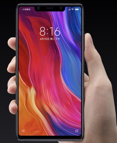 Xiaomi Mi 8 6/128GB Dual Black