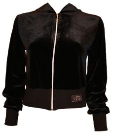 Džemperi Bars Womens Jacket Black 76 XL