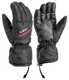 Перчатки Leki Vero Black Red, 11