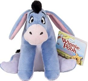 Mīkstā rotaļlieta Disney Eeyore 1100037, zila, 20 cm