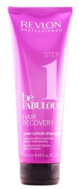 Шампунь Revlon Be Fabulous Hair Recovery Step 1 Open Cuticle, 250 мл