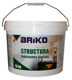 Шпаклевка Briko Structura Decorating Plaster 15kg