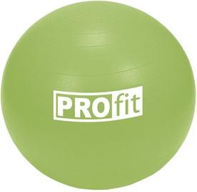 Vingrošanas bumbas ProFit Exercise Ball 75cm Green