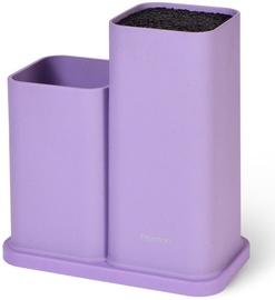 Fissman Kitchen Knife And Utensil Organizer Purple
