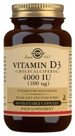 Solgar Vitamin D3 4000 UI 60 Caps