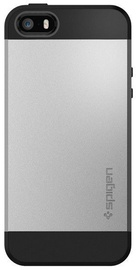 Spigen Slim Armor Back Case For Apple iPhone 5/5s/SE Silver