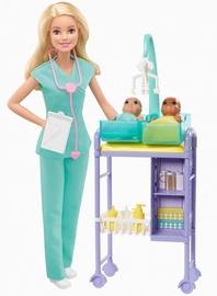 Кукла Mattel Barbie Baby Doctor Blonde GKH23