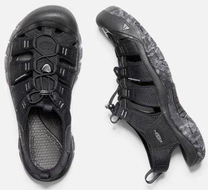 Keen Newport H2 Men Black/Grey 44.5