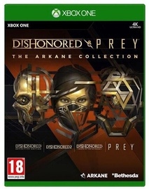 Dishonored and Prey The Arkane Collection Xbox One