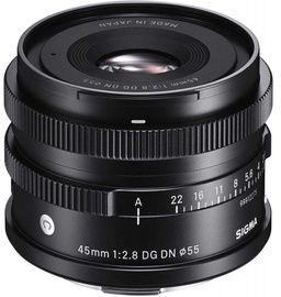 Sigma 45mm f/2.8 DG DN Contemporary For Sony